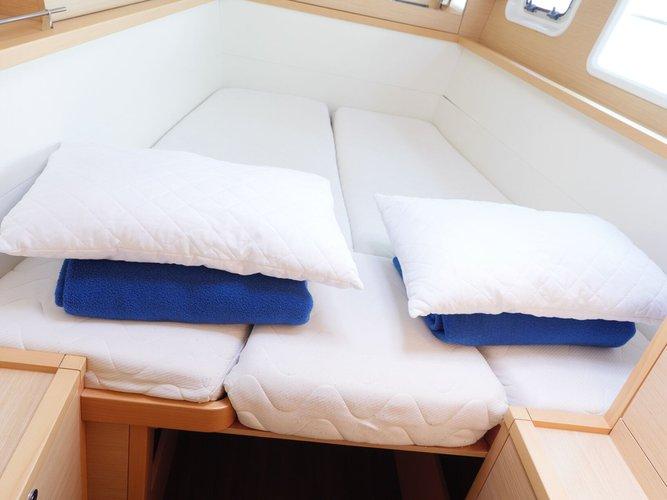 Catamaran boat rental in Split region, Croatia