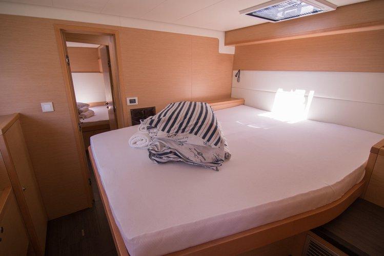 Boat for rent Lagoon-Bénéteau 51.0 feet in Yachtclub Seget (Marina Baotić), Seget Donji, Croatia