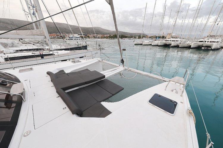 Boat for rent Nautitech Rochefort 45.0 feet in Marina Trogir - SCT, Croatia