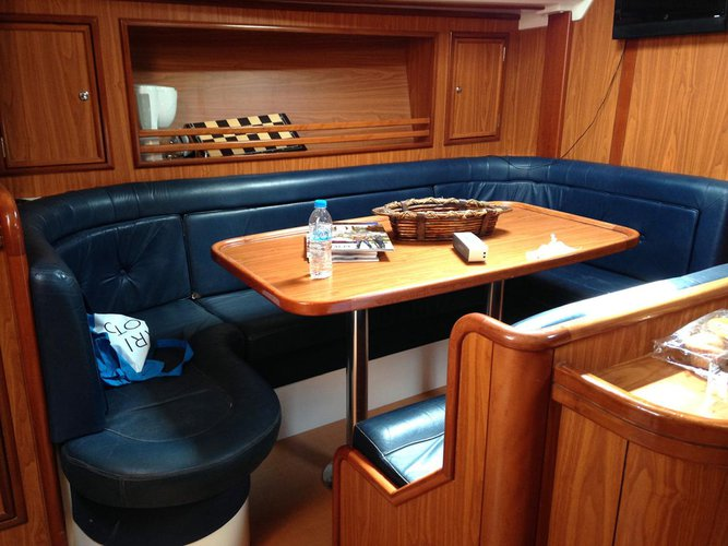 Boat for rent Ocean Star 52.0 feet in Athens - Marina Alimos (Kalamaki), Greece