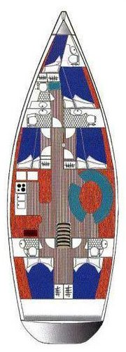 Boat for rent Ocean Star 54.0 feet in Marina Alimos (Kalamaki), Greece