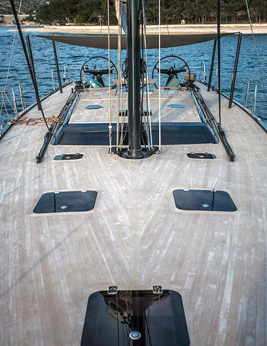 Discover Šibenik region surroundings on this Solaris 58 Solaris Yachts boat