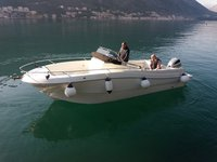The perfect boat to enjoy everything Kotor, ME has to offer