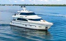 The Boss – 85′ Horizon in Miami