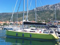 All you need to do is relax and have fun aboard the AD Boats Salona 42