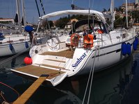 Charter this amazing Bavaria Yachtbau Bavaria Cruiser 46 in Split region, HR