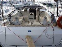 Sail the beautiful waters of  on this cozy Bavaria Yachtbau Bavaria 46 Cruiser