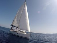 Enjoy Rhodes, GR to the fullest on our comfortable Jeanneau Sun Odyssey 36i