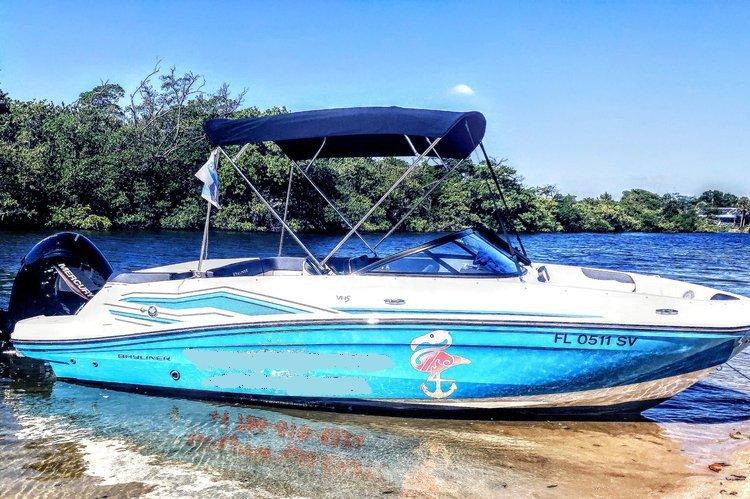 Boat rental in Dania Beach, FL