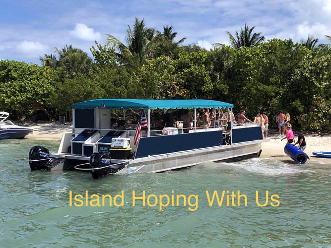Up to 45 persons can enjoy a ride on this Motor boat boat