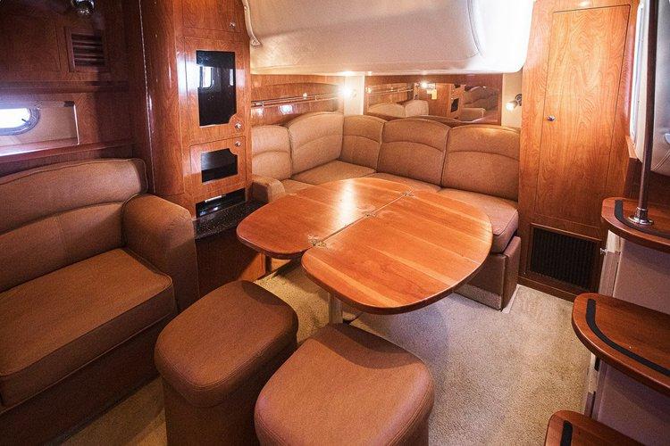 Motor yacht boat for rent in Puerto