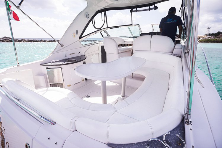 Boating is fun with a Motor yacht in Puerto