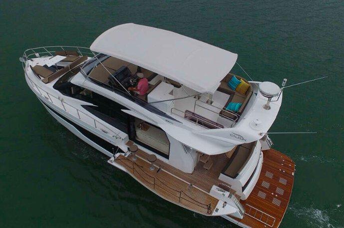 Boat for rent Galeon 50.0 feet in Williams Island Marina, FL