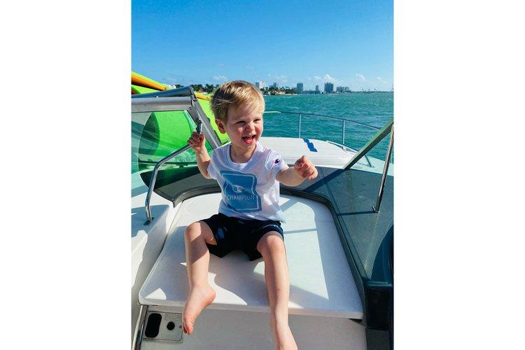Boat for rent Monterey 29.0 feet in Kings Marina, FL