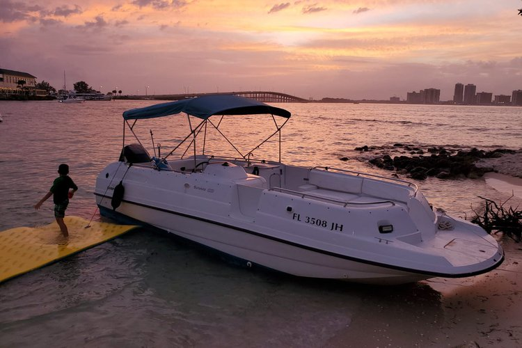26 SUPER CHAPARRAL AVAILABLE FOR  8  PEOPLE