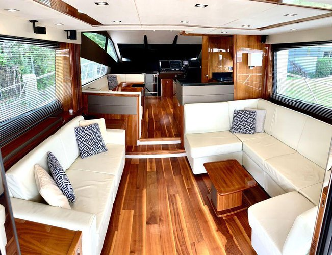 Boat for rent SUNSEEKER 70.0 feet in MBM - Miami Beach Marina,