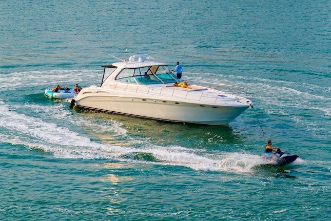 Boat rental in North Bay Village,