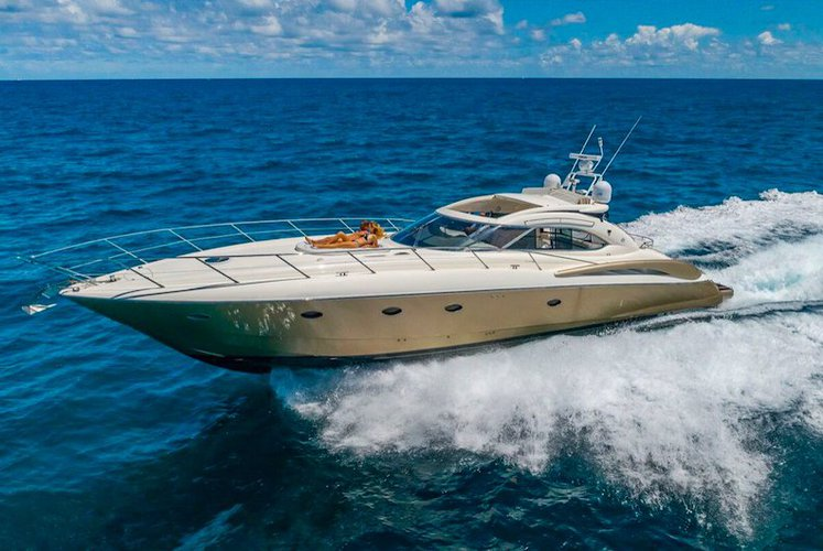 Rent a Luxury Yachting Experience! 62' Predator