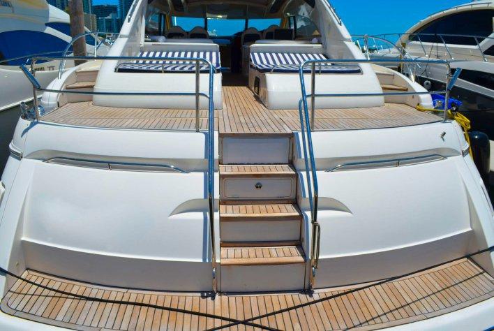 Boat for rent Viking 65.0 feet in MBM - Miami Beach Marina,