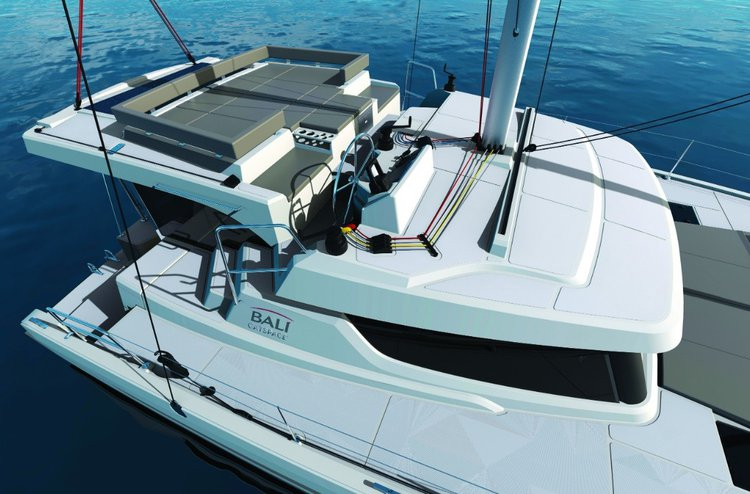 Beautiful Catamaran for your Sailing