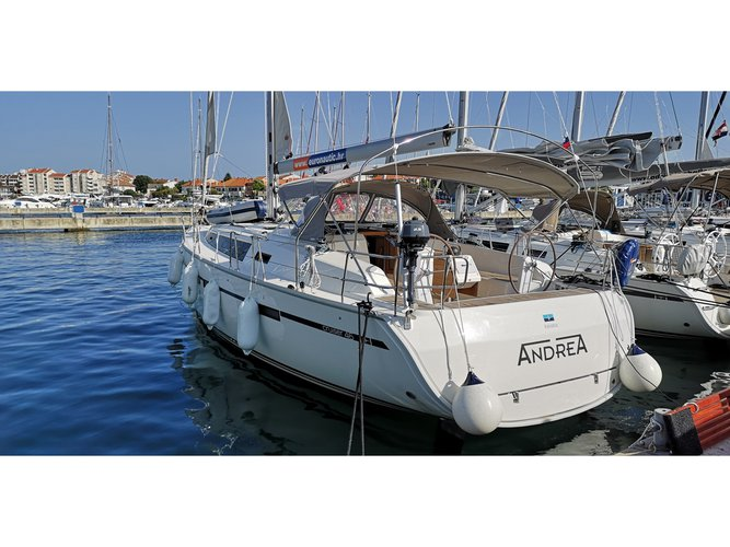 Enjoy luxury and comfort on this Bavaria Yachtbau Bavaria Cruiser 46 in