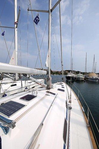 Discover Istra surroundings on this Bavaria 50 Cruiser Bavaria Yachtbau boat