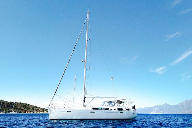 Sailing in Tuscany Elba island north Corsica