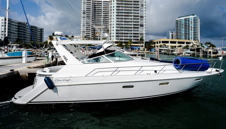 Chris Craft's 40.0 feet in Miami Beach