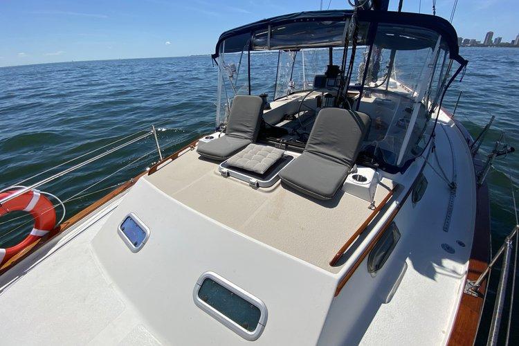 Cruiser boat rental in The Harborage Marina at Bayboro, FL