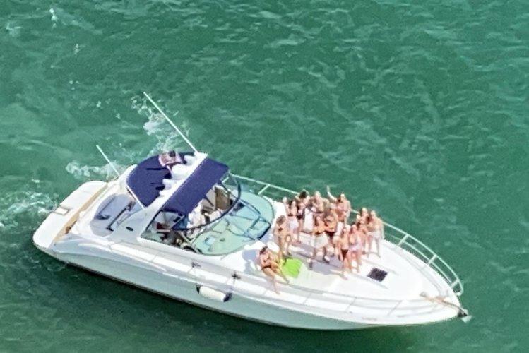 45.0 feet Sea Ray in great shape