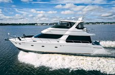 Enjoy Miami's beautiful waters onboard this luxurious 53 ft yacht