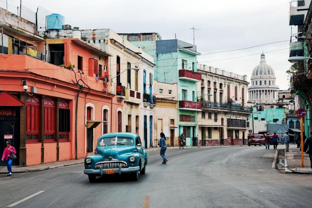Havana, Cuba - a featured Sailo destination