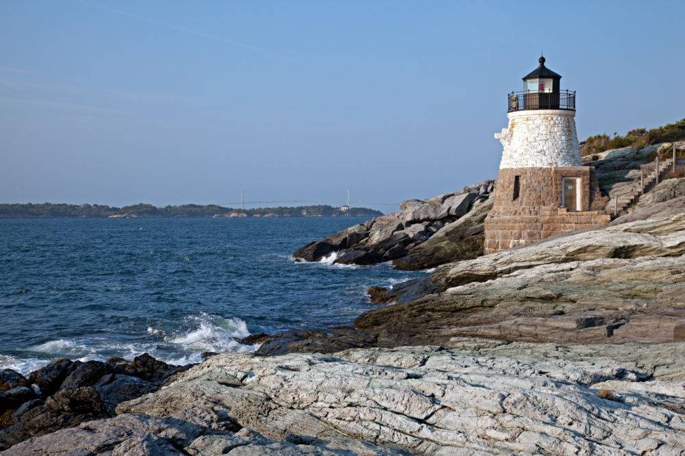 narragansett bay lighthouse tour - Clingstone Narragansett Bay