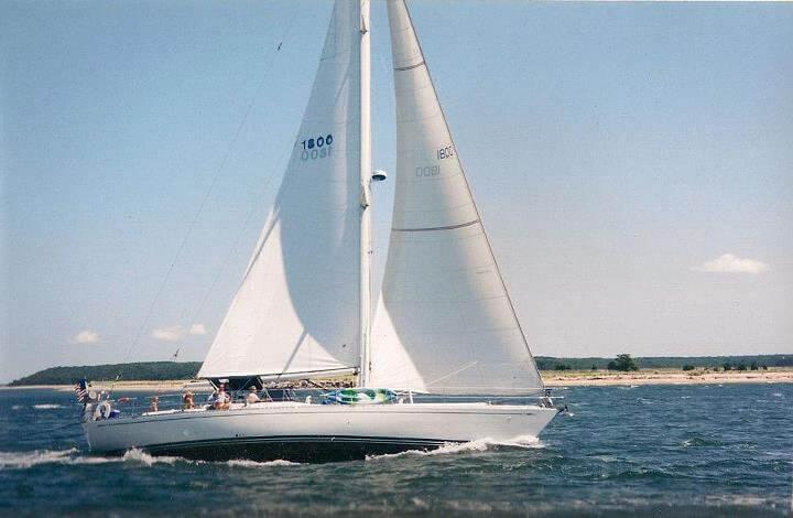 rental-Sail-boat-GULFSTAR-50feet-Sag_Harbor-sailing-sailo