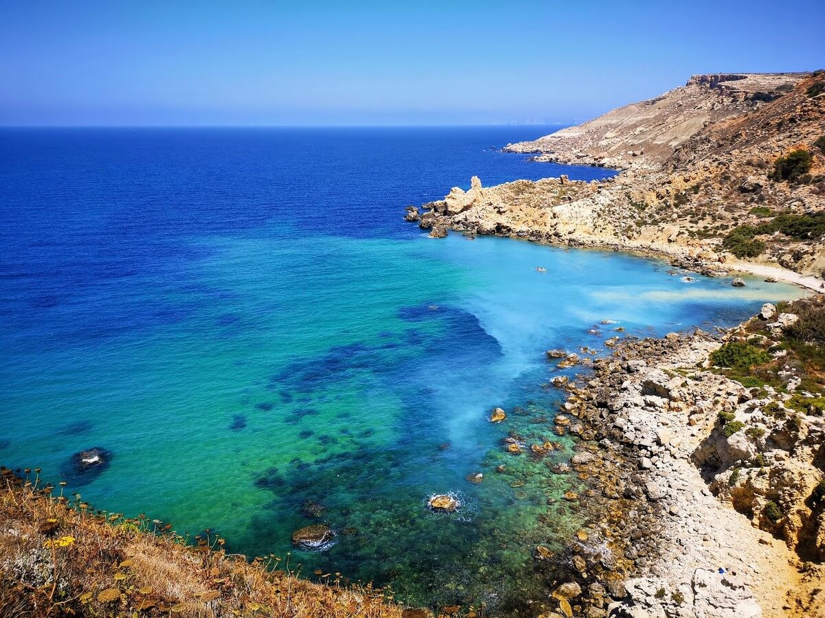 sailing-malta-top-10-beaches-sailo-boat-rental