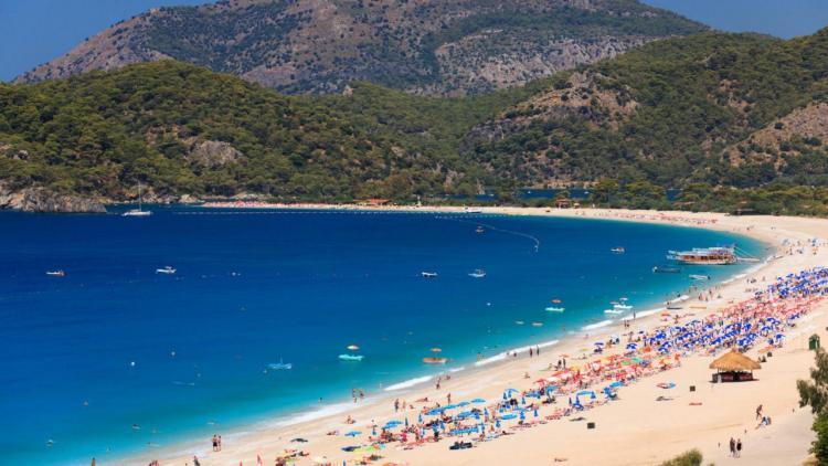 yacht-charter-fethyie-oludeniz-beach-turkey