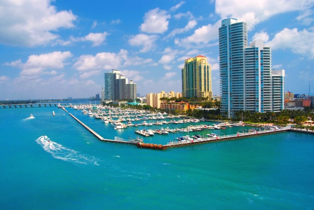 South Florida - a featured Sailo destination