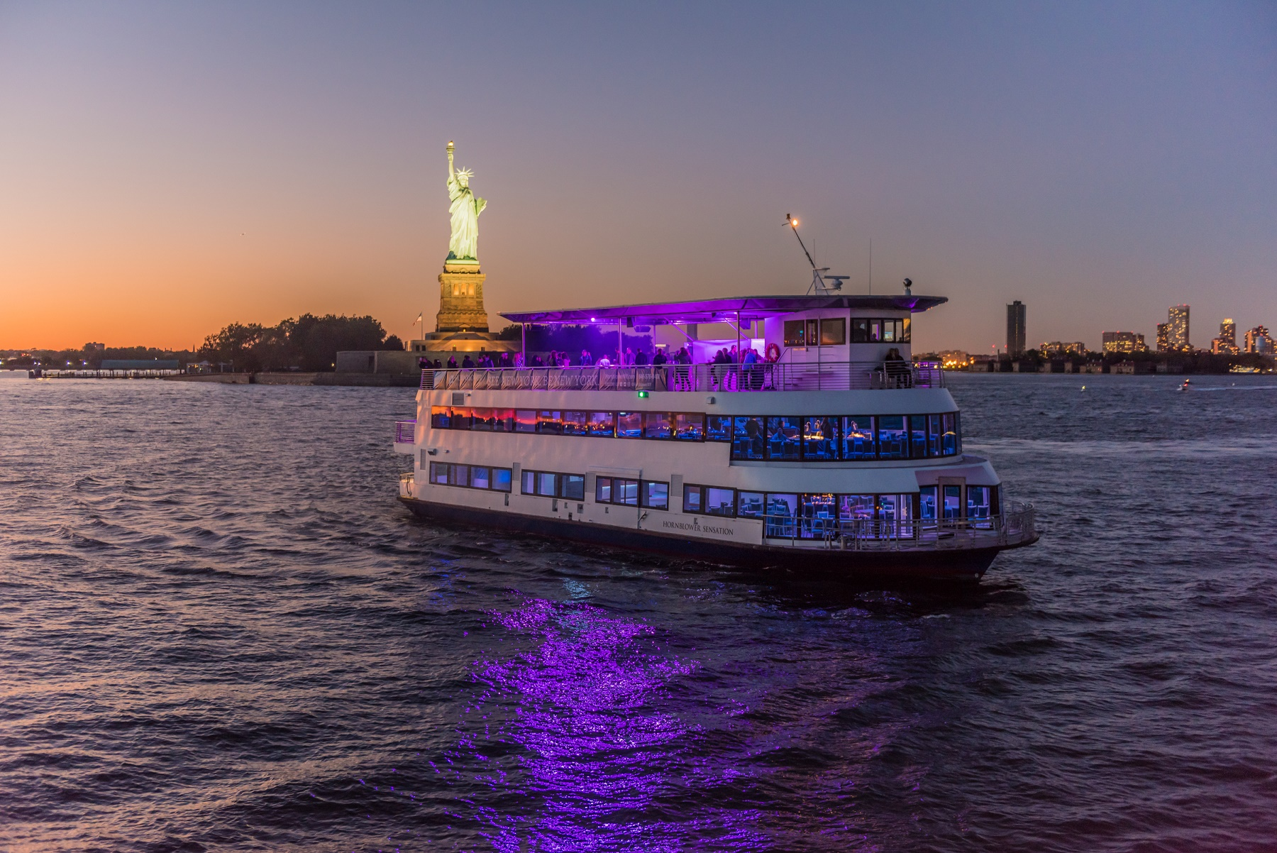 NEW YEAR'S EVE MANHATTAN FIREWORKS CRUISE