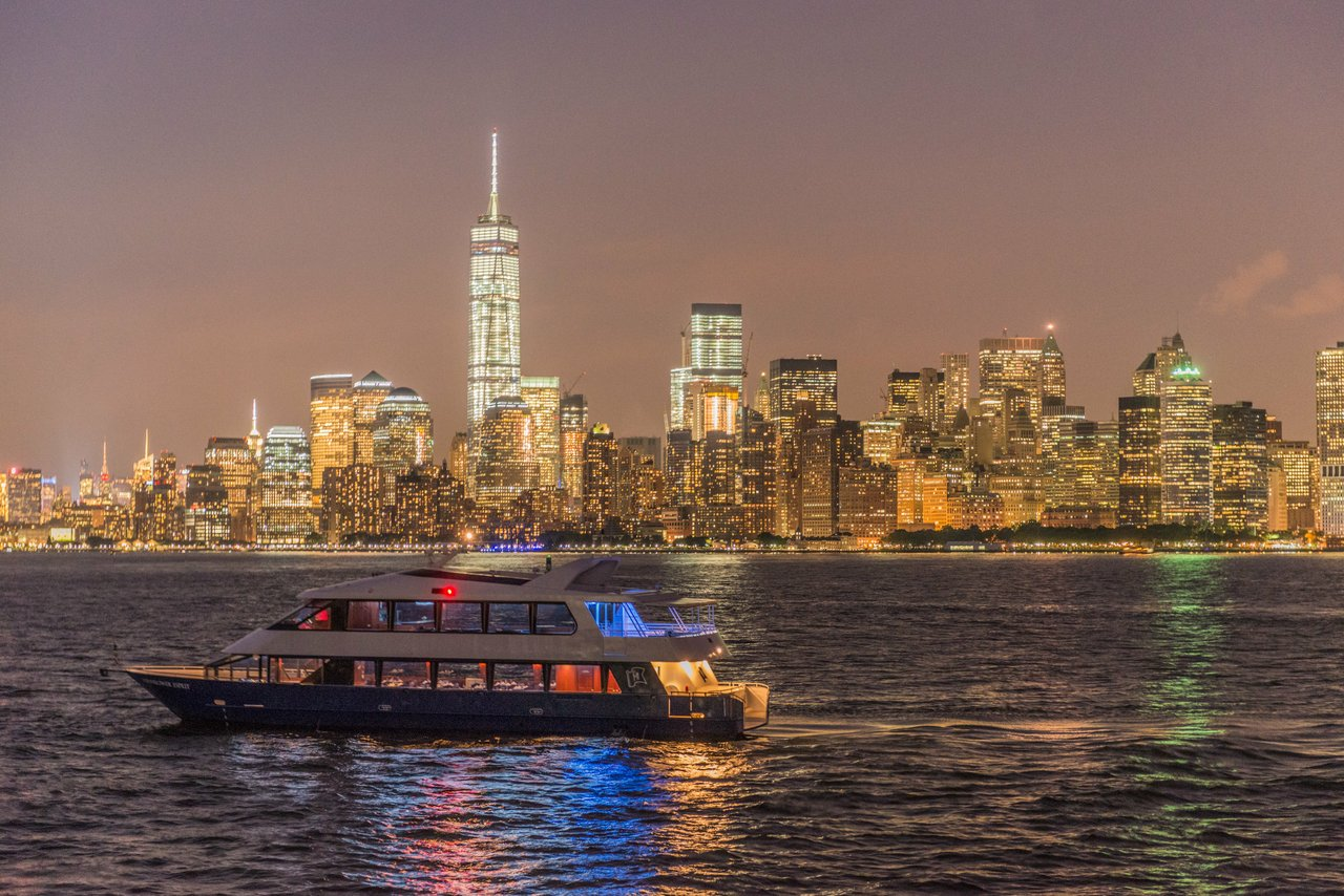 Premier New Year's Eve Dinner Cruise