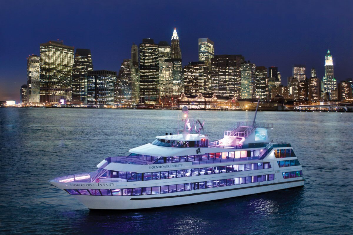 NEW YORK CITY VALENTINE'S DAY DINNER CRUISE - Feb 14th