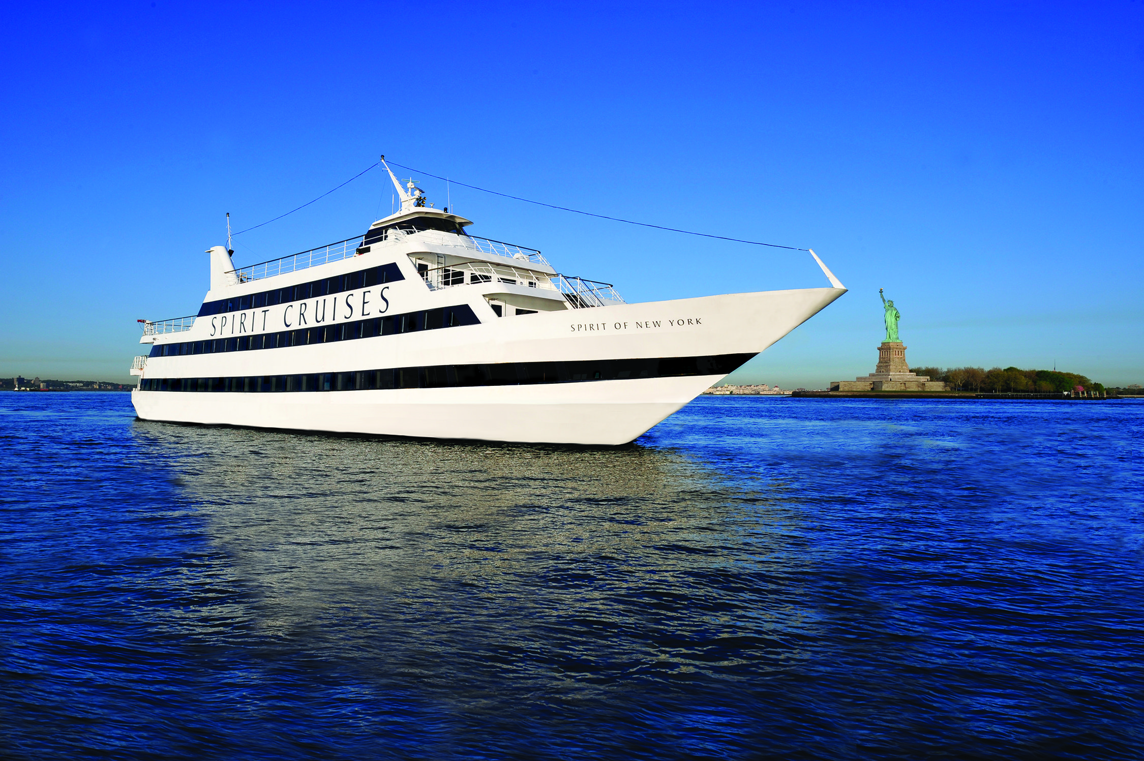 NEW YEAR'S EVE BUFFET-STYLE DINNER CRUISE NYC