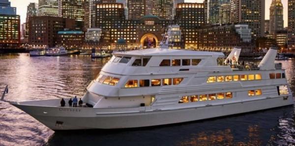 Boston July 4th Dinner Cruise