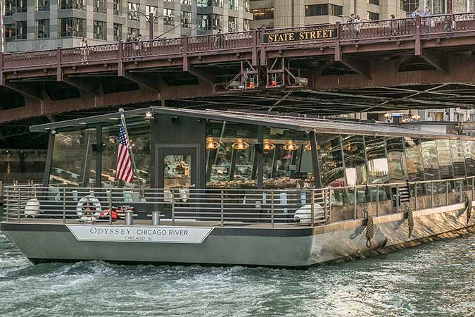 Riverfront Fireworks Elegant Dinner Cruise - July 4th, 2019