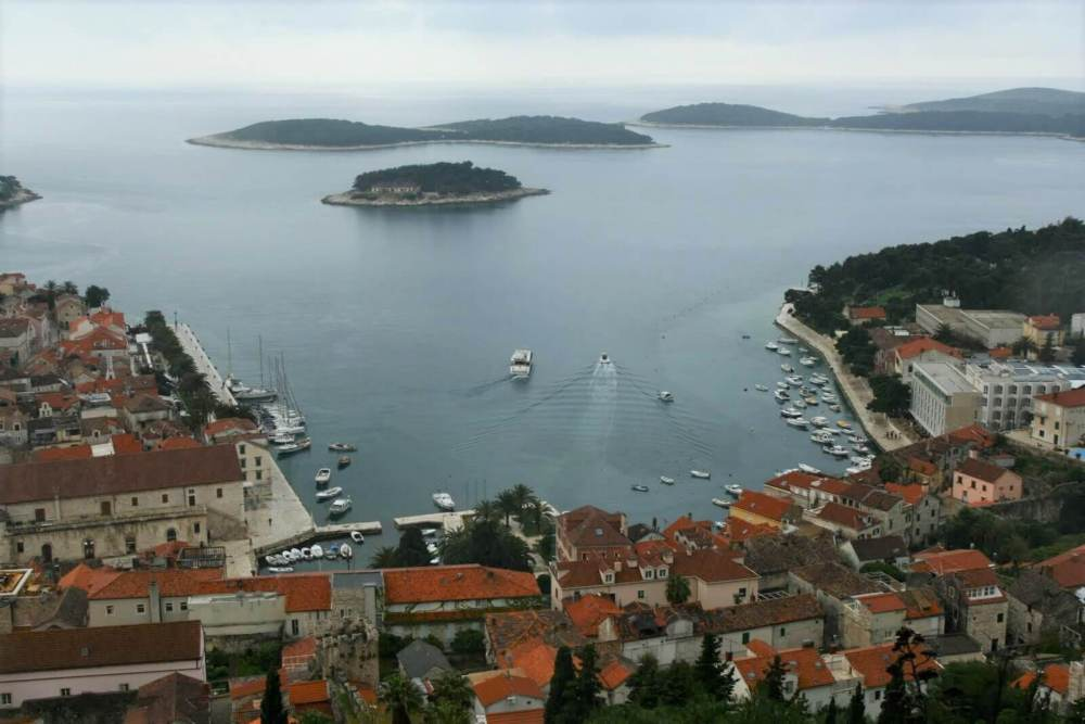Sailing Holidays in Croatia August